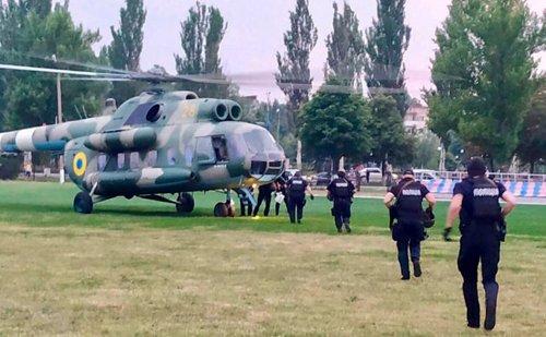 МВД Украины перебросило спецназ в Донбасс из-за беспорядков после выборов
