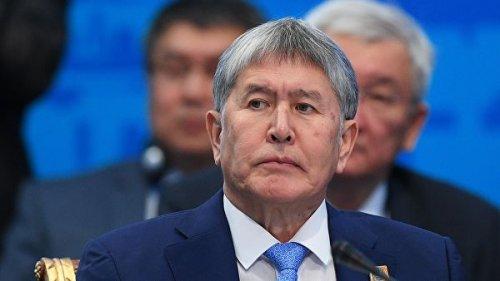 Экс-президент Киргизии Атамбаев заявил о намерении покинуть страну