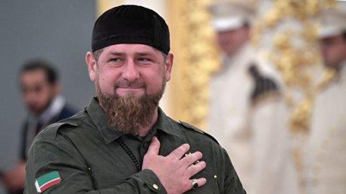 В Чечне шестилетний мальчик стал охранником Кадырова