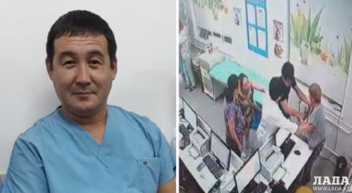 Судья административного суда Актау разъяснила приговор в виде ареста для детского хирурга