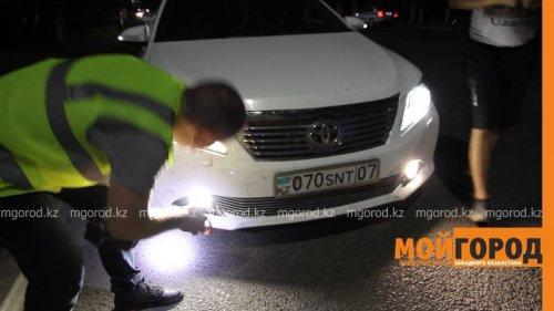 Уральских водителей штрафуют за установку ксеноновых ламп