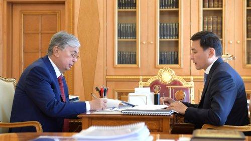 Токаев поручил акиму столицы создать новые рабочие места