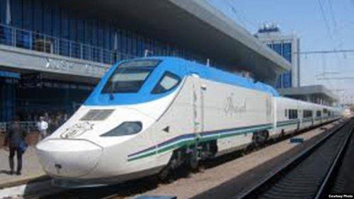 Стоимость билетов на скоростной поезд между Ташкентом и Алматы будет снижена