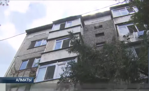 Полчища клопов атаковали одну из пятиэтажек Алматы