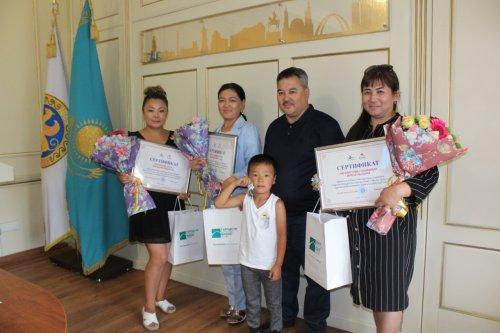 Первые кредиты по программе «Бақытты отбасы» выдали в Актюбинской области