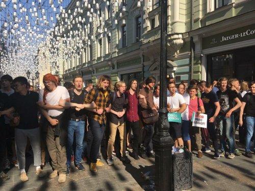 Как прошла акция за свободные выборы в Москве