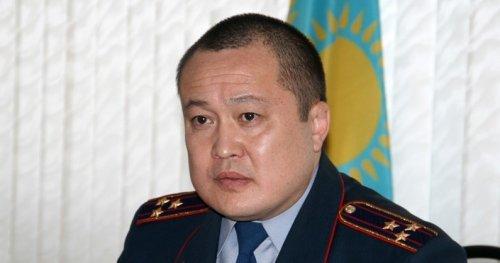 Скандальный вице-министр внутренних дел РК сам подал в отставку