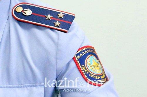 Полицейские Тараза применяли пытки в отношении свидетеля