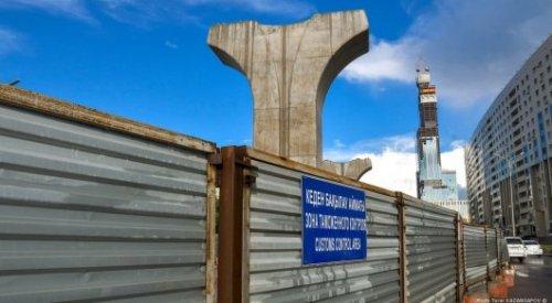 Новую схему LRT показали в акимате столицы