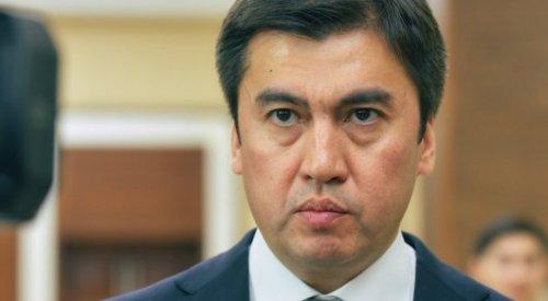 Габидулла Абдрахимов покинул пост акима Шымкента