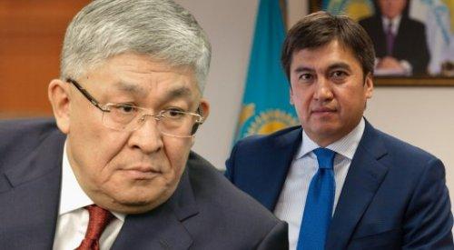 Экс-аким Шымкента Габидулла Абдрахимов исчерпал кредит доверия - Кушербаев