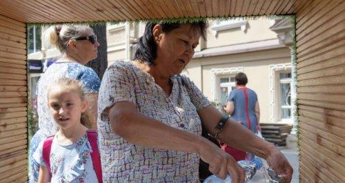 В Алматы открыли фонтан со счетчиком