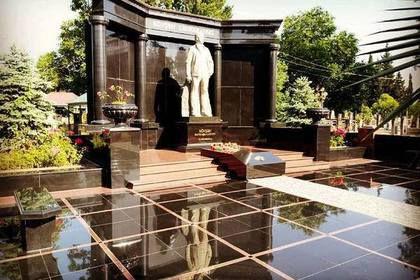 Опубликован список самых роскошных могил воров в законе