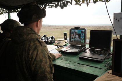 Россия испытала военный интернет