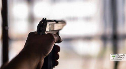 Появились подробности стрельбы на улице Ленгера
