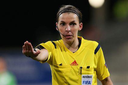 Матч за Суперкубок УЕФА впервые в истории рассудят женщины