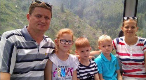 Пропавшая без вести семья из Алматы найдена