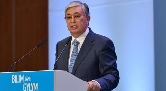 Касым-Жомарт Токаев: Увеличение грантов может стать миной замедленного действия