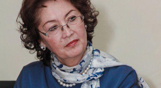 Раиса Атамбаева заявила о жестоком избиении сына Сейитбека