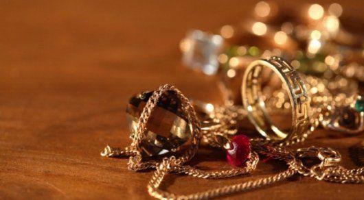 Золото на миллионы тенге изъяли у жителя Шымкента