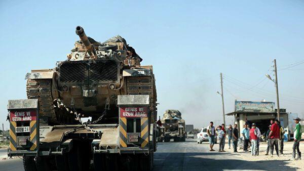 Сирийские ВВС нанесли удар по турецкому конвою в Идлибе, сообщили СМИ