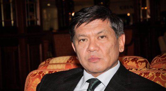Ертысбаев остается в строю - советник Президента