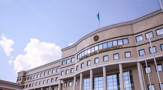 В МИД отреагировали на сообщения об изнасиловании казахстанки полицейскими в России