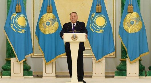 Назарбаев поздравил шахтеров