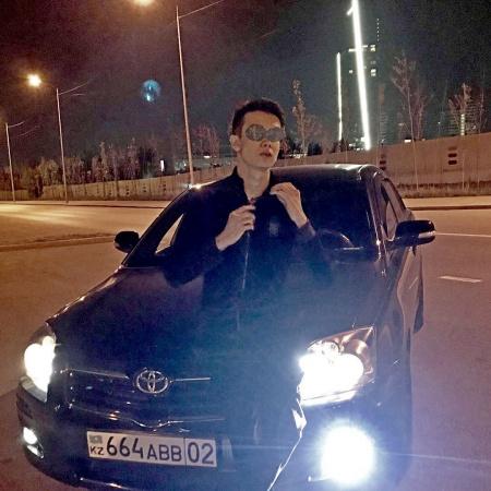 """Не Усенов: один из подозреваемых в """"боулинге"""" на авто в Алматы оказался любителем стихов"""