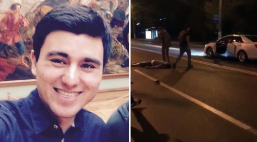 Пострадавший при наезде в Алматы рассказал свою версию случившегося: С кем-то нас перепутали