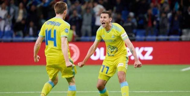 """На кону серьезные деньги, или сколько может зарабатывать """"Астана"""" в случае выхода в группу Лиги Европы"""