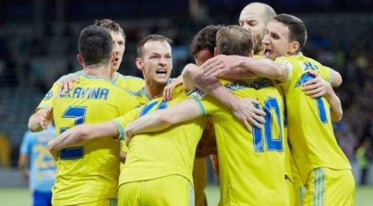 """Жребий выпал: """"Астана"""" сыграет с """"Манчестер Юнайтед"""" в группе Лиги Европы"""