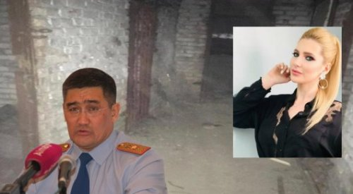 Певицу Ксению Ашигалиеву пытали - свидетели