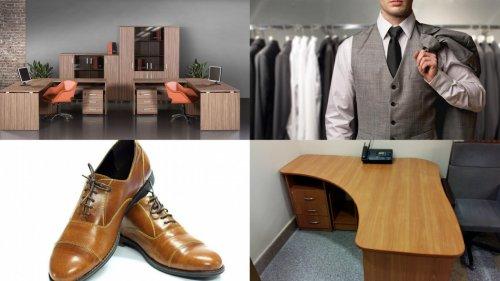 Чиновникам могут запретить покупать импортную мебель, обувь и одежду