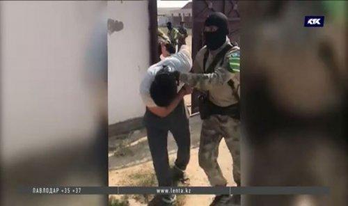8 из 17 задержанных членов ОПГ арестованы