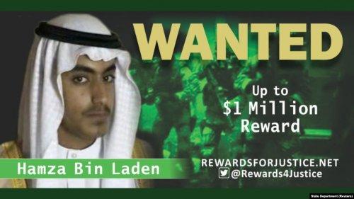 СМИ: убит сын Усамы бин Ладена