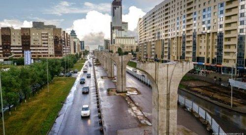 Хищение денег при строительстве LRT расследуют в Нур-Султане