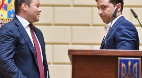 Глава офиса Зеленского подал в отставку - СМИ
