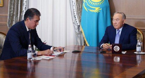 Назарбаев высказался о работе Токаева, правительства и парламента