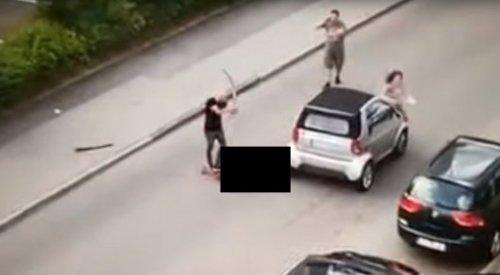 В Германии сирийский мигрант зарубил мечом уроженца Казахстана