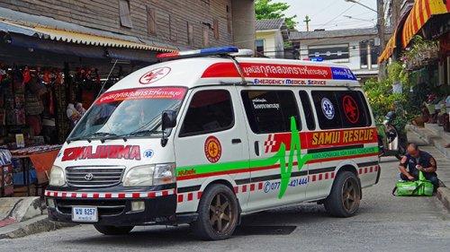 В Бангкоке прогремели семь взрывов