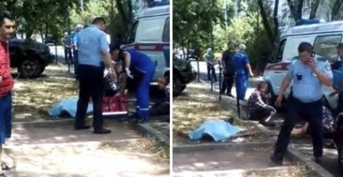 Вор убил молодого парня из-за телефона в Алматы
