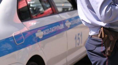 В Кызылорде полицейским пришлось  применить оружие, отбиваясь от напавших на них драчунов