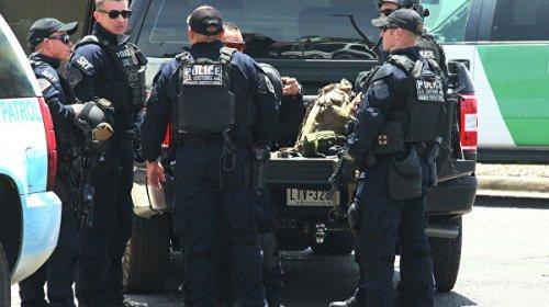 Стали известны подробности задержания стрелка в Техасе