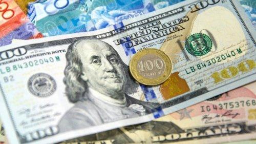 Какой курс доллара и тенге ожидается на текущей неделе