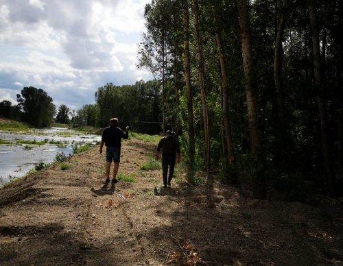 Очередные нарушения в работе по расчистке рек в Актюбинской области нашли волонтёры