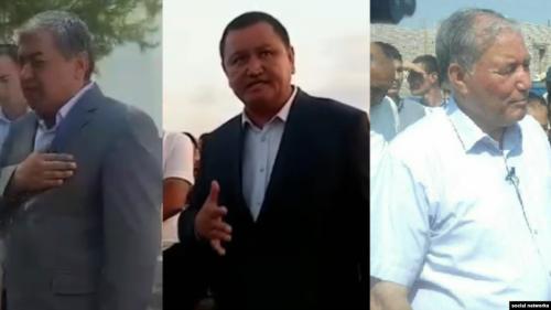 По приказу Мирзияева три чиновника извинились перед народом Узбекистана