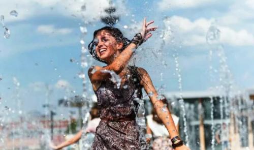 Жителей 4 областей Казахстана предупредили об аномальной жаре и сильном ветре