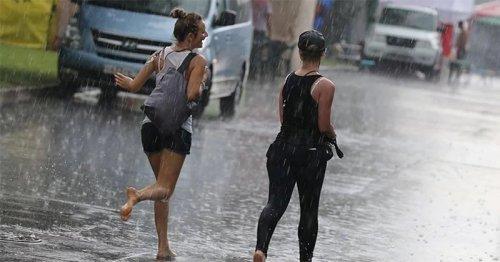 На большей части Казахстана 6 июля  пройдут дожди с грозами