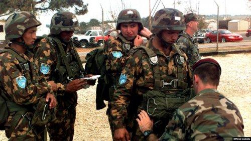 В Узбекистане военные и милиция устроили скандал на стоянке